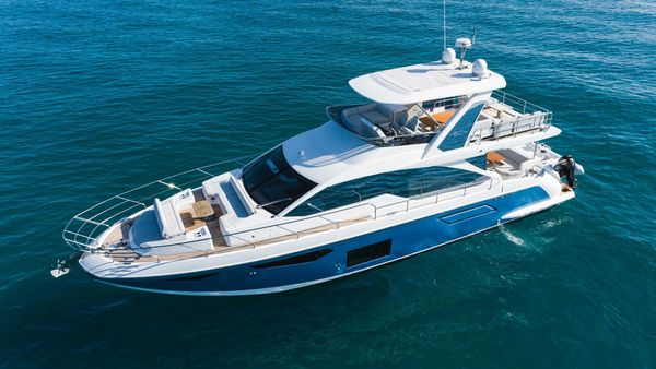 Used Azimut FLY Motor Yacht For Sale