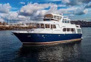 Used Jefferson 57 Pilothouse Boat For Sale