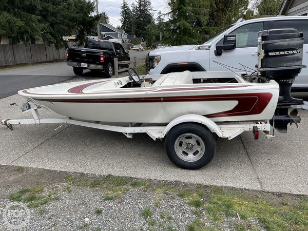 Used Ski Craft 15 Runabout Boat For Sale