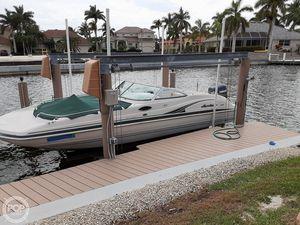 Used Hurricane SunDeck 237 Bowrider Boat For Sale