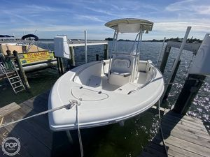 Used Tidewater 196 CC Adventurer Center Console Fishing Boat For Sale