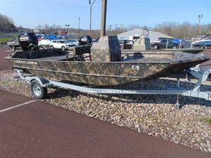 New Crestliner 1870 Retriever FCC Center Console Fishing Boat For Sale