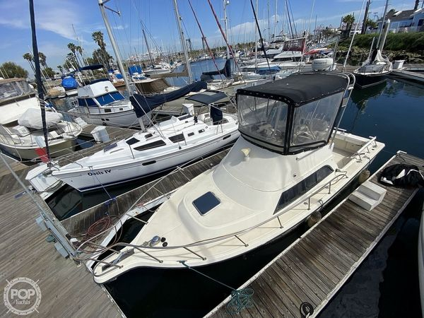 Used Precision 2800 Sports Fishing Boat For Sale