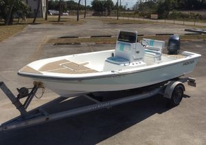 Used Frontier 180 Center Console Fishing Boat For Sale