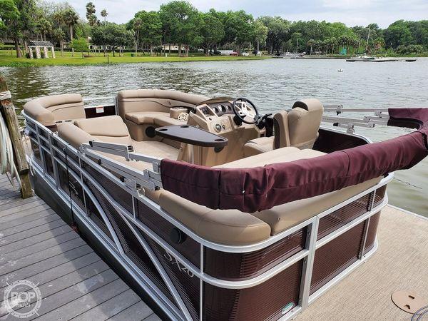 Used Bennington 20SX Pontoon Boat For Sale