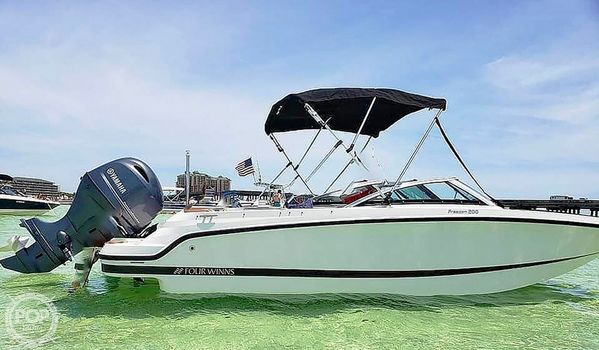 Used Four Winns HD 200 Freedom Bowrider Boat For Sale