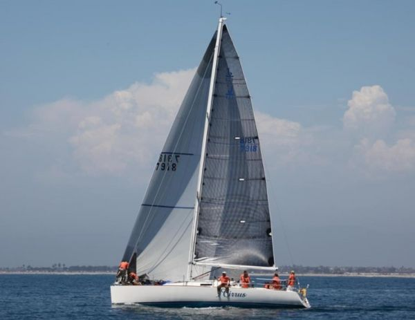 Used J Boats 124 Racer and Cruiser Sailboat For Sale