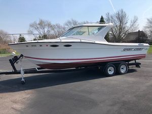 Used Sport-Craft 252 Sportfish Sports Fishing Boat For Sale