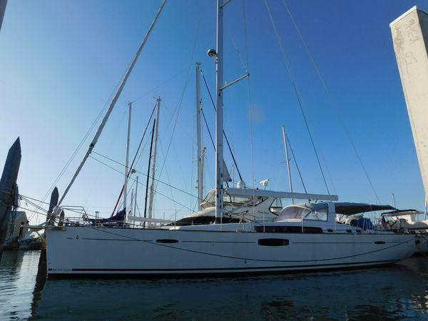 Used Beneteau Oceanis 60 Sloop Sailboat For Sale