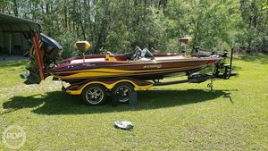 Used Stratos 201 XL Evolution Bass Boat For Sale