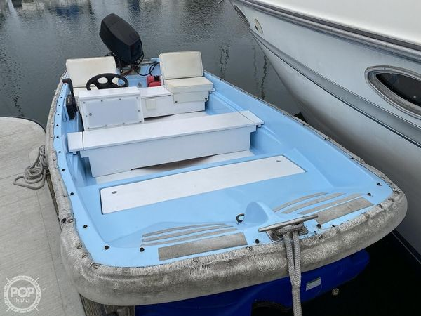Used Boston Whaler 13 Skiff Fishing Boat For Sale