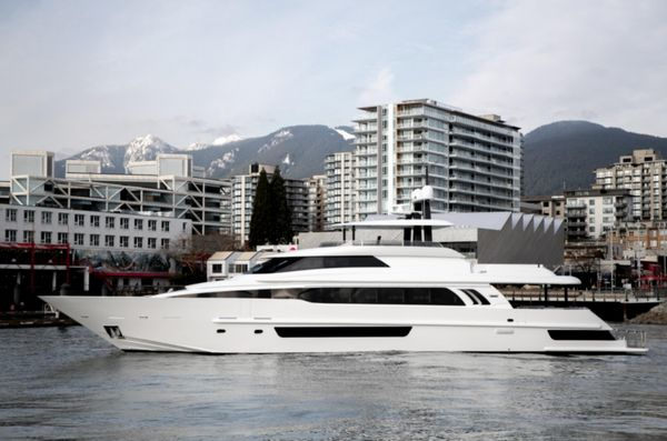 New Crescent 117 Motor Yacht For Sale