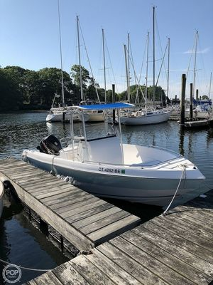 Used Sea Quest 21 Center Console Fishing Boat For Sale