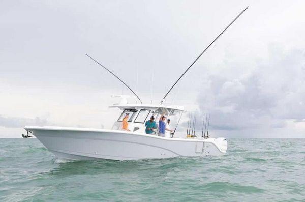Used Sea Fox 367 Commander Center Console Fishing Boat For Sale