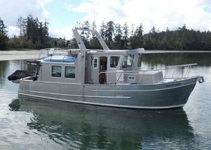 Used Waterline Trawler Boat For Sale