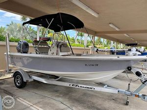 Used Key West Bay Reef 188 Bay Boat For Sale