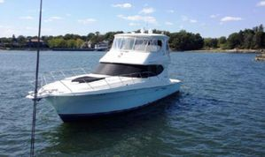 Used Silverton 50 sedan Convertible Fishing Boat For Sale