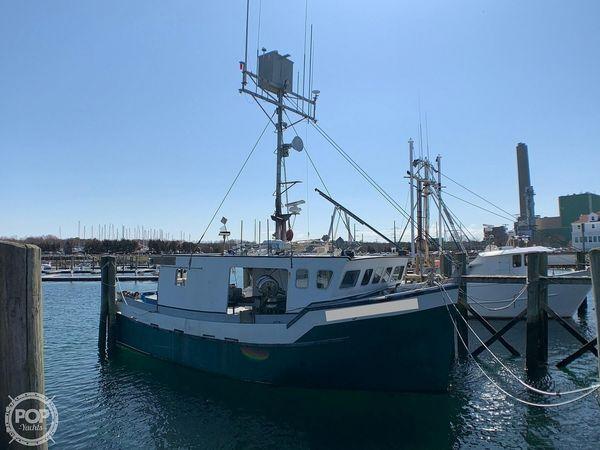 Used Novi Gillnetter Combination Carrier Boat For Sale