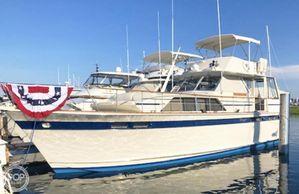 Used Chris-Craft 47 Commander Aft Cabin Boat For Sale