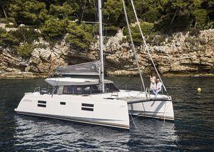 Used Nautitech 40 Open Catamaran Sailboat For Sale
