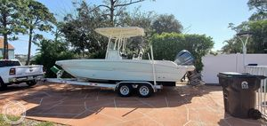 Used Stingray 236 CC Center Console Fishing Boat For Sale