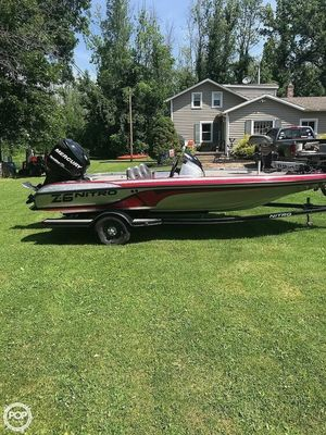 Used Tracker Nitro Z6 Bass Boat For Sale