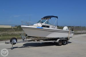 Used Grady-White Overnighter 204-C Walkaround Fishing Boat For Sale