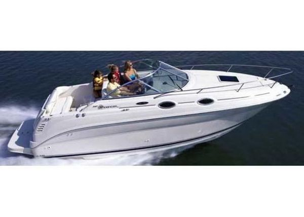 Used Sea Ray 240 Sundancer Cuddy Cabin Boat For Sale