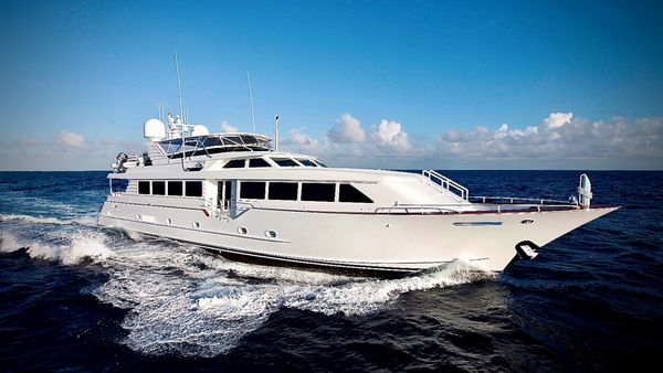 Used Broward Raised Pilothouse Motor Yacht For Sale