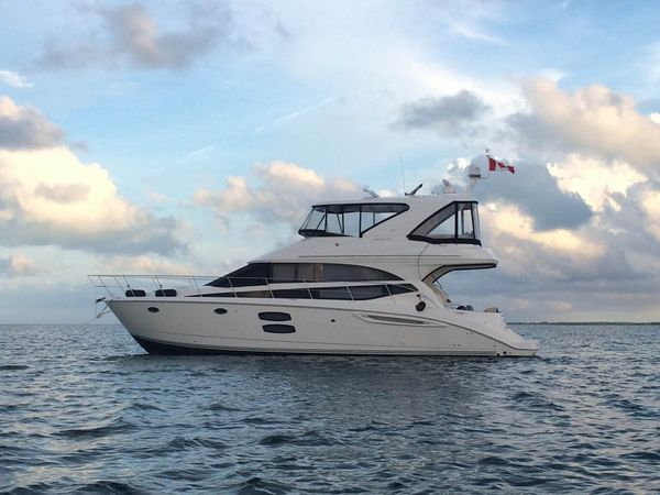 Used Meridian 441 SB Motor Yacht For Sale