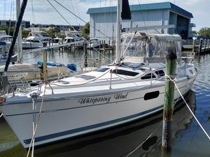 Used Hunter Passage 420 Center Cockpit Sailboat For Sale