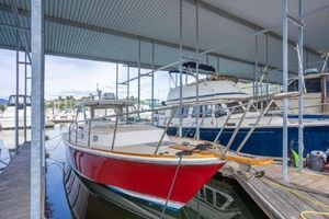 Used Hunt Yachts Surfhunter Downeast Fishing Boat For Sale