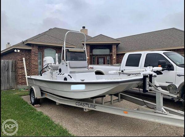 Used Majek Redfish 18 Center Console Fishing Boat For Sale