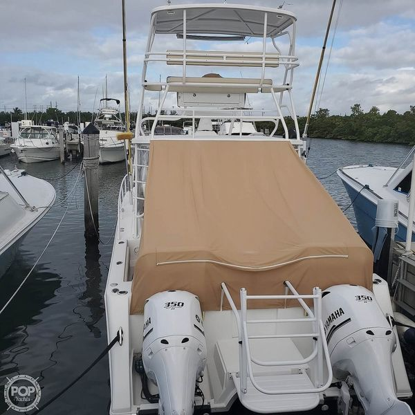 Used Prokat 3660 Sportfish Express Power Catamaran Boat For Sale