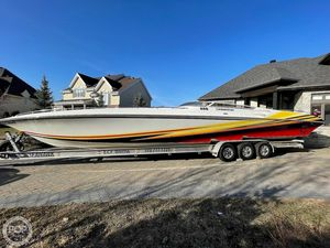 Used Fountain Lightning 47 High Performance Boat For Sale