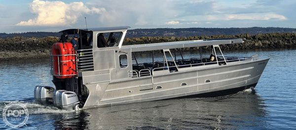 Used Armstrong 49 Pax COI Passenger Boat For Sale