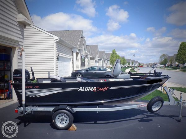 Used Alumacraft Escape 145 CS Aluminum Fishing Boat For Sale