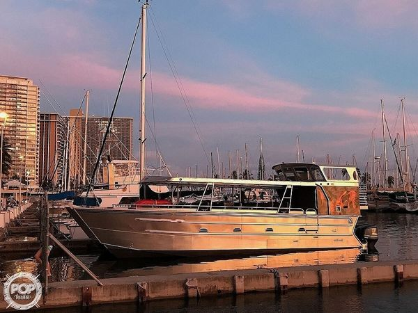 Used Armstrong Pax COI Passenger Boat For Sale