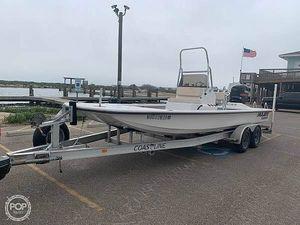 Used Majek 225 Illusion Flats Fishing Boat For Sale