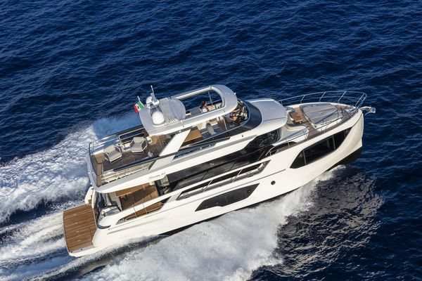 New Absolute Navetta 64 Motor Yacht For Sale