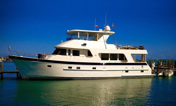 Used Outer Reef Yachts 650 MY Flybridge Boat For Sale