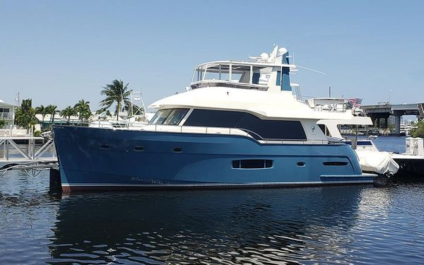 Used Outer Reef Trident 620 Motor Yacht For Sale