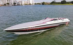 Used Apache Powerboats 42 Comanche High Performance Boat For Sale