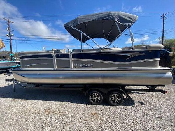 New Premier 230 Solaris RE Pontoon Boat For Sale