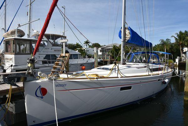 Used Jeanneau 479 Sun Odyssey Sloop Sailboat For Sale