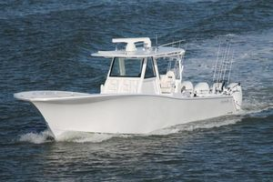 Used Onslow Bay 41 TE Center Console Fishing Boat For Sale