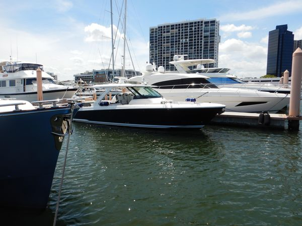 Used Tiara Sport 38 LS Cuddy Cabin Boat For Sale
