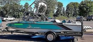Used Ski Centurion Falcon Ski and Wakeboard Boat For Sale