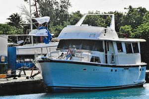 Used Hatteras 61 Motor Yacht Motor Yacht For Sale