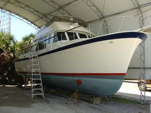 Used Hatteras LRC Trawler Boat For Sale
